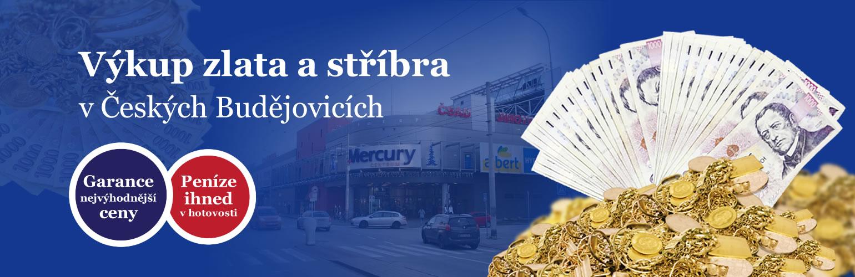 4d73b4881 Výkup zlata a stříbra České Budějovice